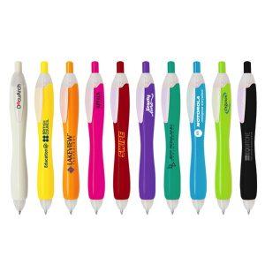 Bubble Plastic Pen