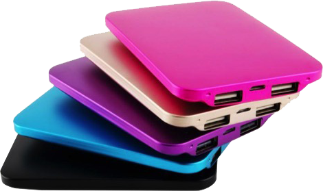 Power Bank HDD SP