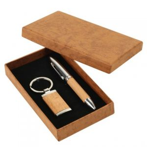 in  Wooden Gift Set RECTAGULAR BG  with box S