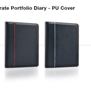 Corporate Portfolio Diary - PU Cover